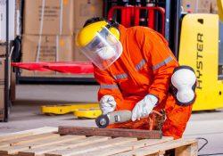 Stå fast og sikkert på jobbet med Grisport sikkerhedssko