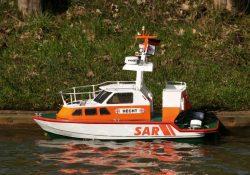 Det seje ved en fjernstyret båd