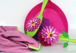 Kluden der kan bruges til alle typer rengøring